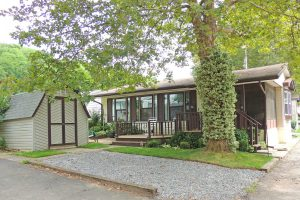 Unit 431 Tin Lizzy, Creekside Seniors Estates Asking price $109,500.00 SOLD!