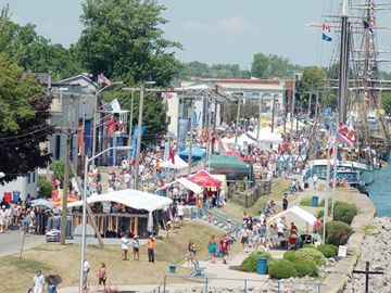 NOTL Realty | Niagara on the Lake | Canal Days
