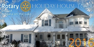 Niagara-on-the-Lake Rotary Club Holiday House Tour 2016