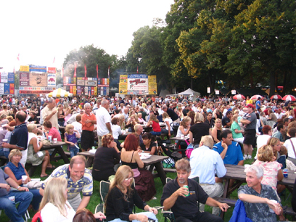 NOTL real estate | Niagara on the Lake | Ribfest 2013