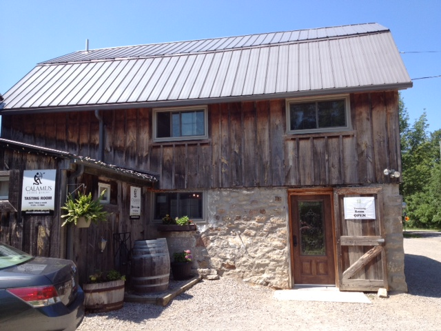 Niagara on the Lake Real Estate - Winery Calamus
