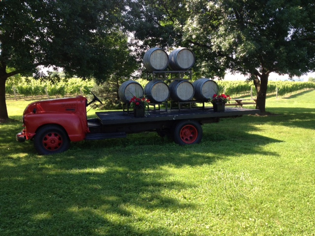 Niagara on the Lake Real Estate - Winery