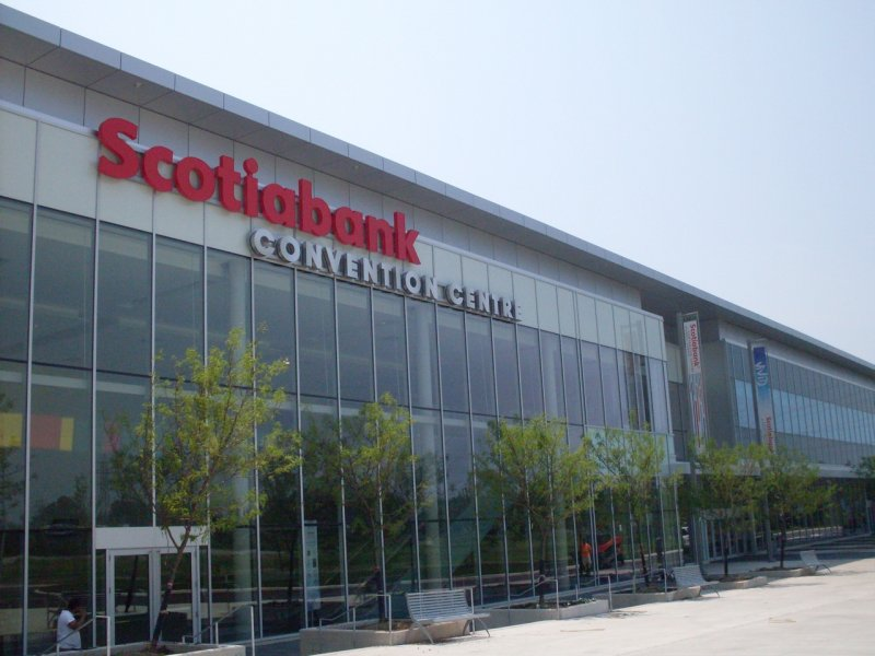 scotiabank convention centre 2
